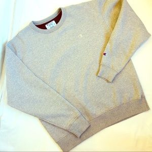 Champion | Fleece Sweatshirt ( Crew Mens Lg)